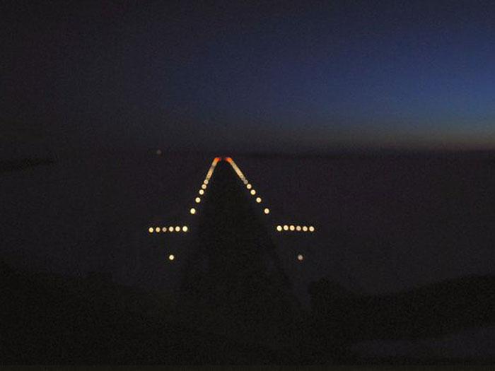 аэродромные огни